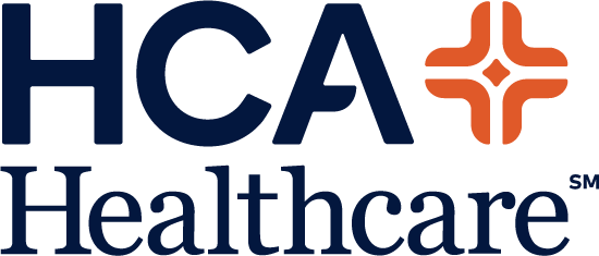 Corporate logo for HCA Healthcare