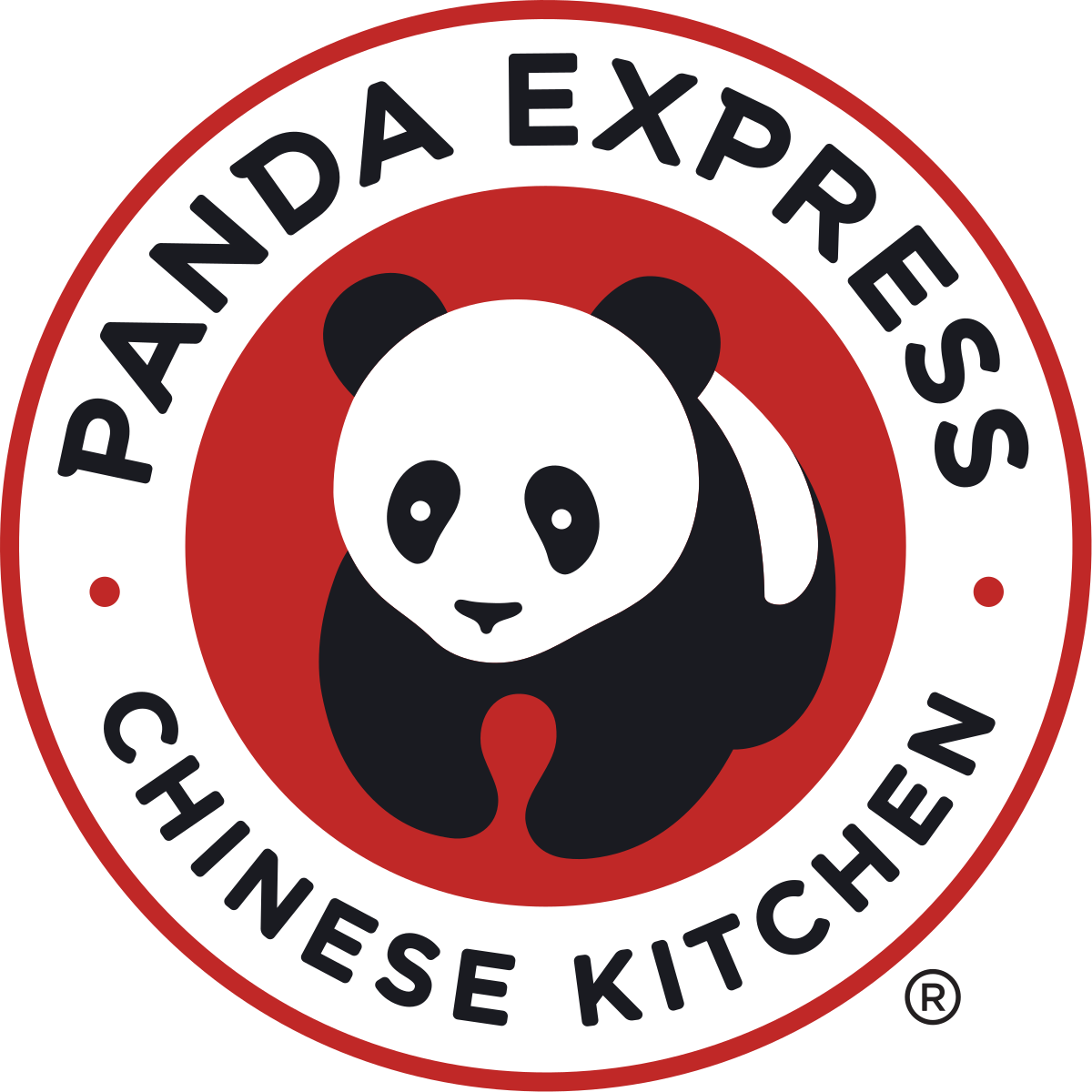 Corporate logo for Panda Express